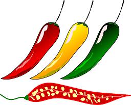 Scharfes Grillen: Chili ist ein Muss