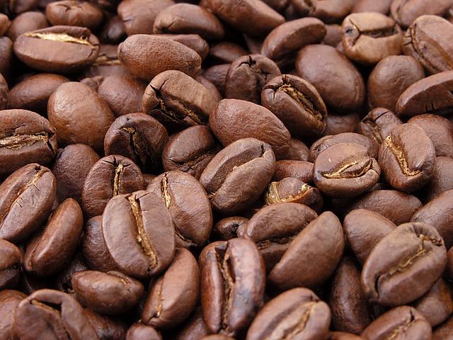 Grillen mit Kaffee