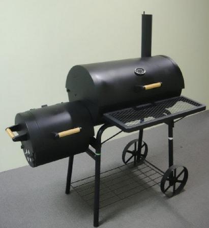 Smoker BBQ GRILLWAGEN