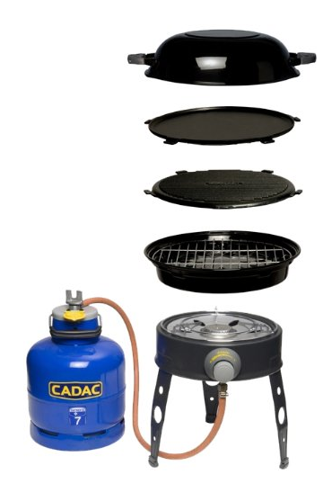 Cadac Grill Safari Chef Test