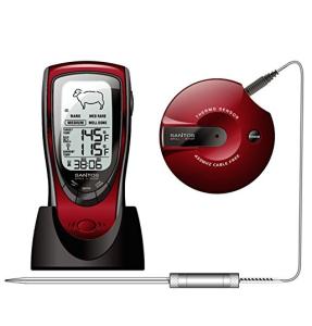 Santos audiodigital BBQ Funk Grillthermometer Test