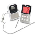 Smoke Max Wireless Dual Probe BBQ Thermometer Set