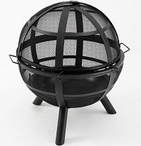 Pressebild LANDMANN Feuerkorb ball of fire (11810)c