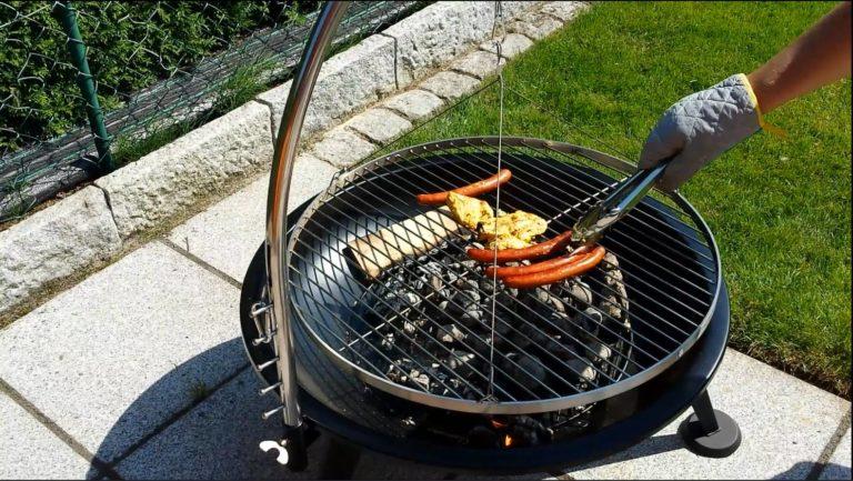 kann man eine feuerschale als grill verwenden