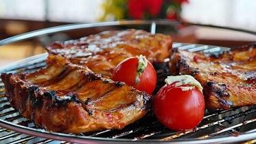 Spareribs Für Gasgrill : Spareribs im verfahren auf dem gasgrill u meat me at the bbq