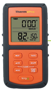 ThermoPro TP07 funk grillthermometer
