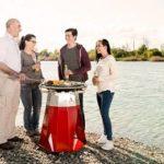 Feuerplattengrillen – der outdoor fire BBQ