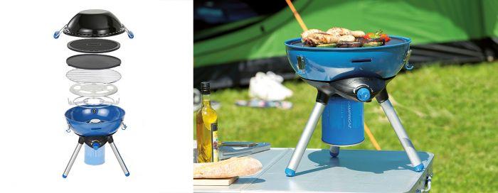 partygrill 400cv campingaz grill