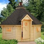 Eine Grillkota kaufen – das Grillhaus für den Garten