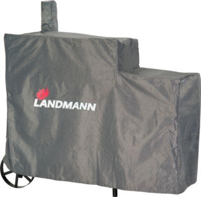 landmann schutzhaube premium wetterschutzhaube smoker xl. Black Bedroom Furniture Sets. Home Design Ideas