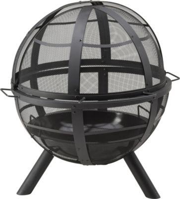 landmann feuerkorb 11810 ball of fire grillen f r. Black Bedroom Furniture Sets. Home Design Ideas