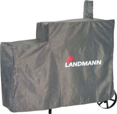 landmann schutzhaube premium wetterschutzhaube smoker l. Black Bedroom Furniture Sets. Home Design Ideas