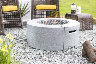 buschbeck phoenix grillfeuerstelle grillen f r anf nger. Black Bedroom Furniture Sets. Home Design Ideas