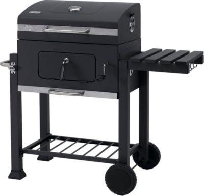 tepro toronto click holzkohle grillwagen grillen f r. Black Bedroom Furniture Sets. Home Design Ideas