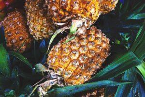 saftige ananas grillen