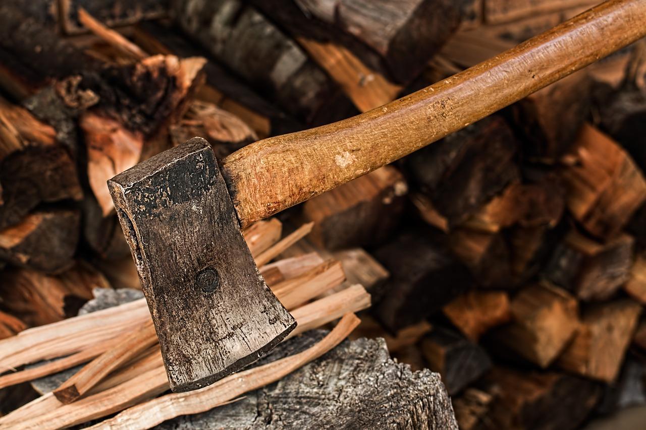 Smoker Holz